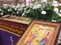Blagoveshenie Bogorodize i Velikaya Cybbota