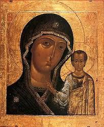 Kazanskaya Icon