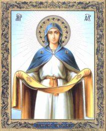 Икона-Покрова-Божьей-Матери